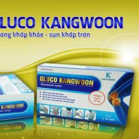 GLUCO KANGWOON - CƯỜNG GÂN KIỆN CỐT giá sỉ