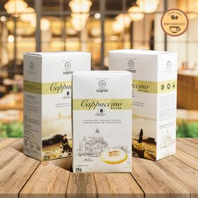 Cà phê hòa tan G7 - Cappuccino hương Mocha/ Hazenut/Coconut giá sỉ