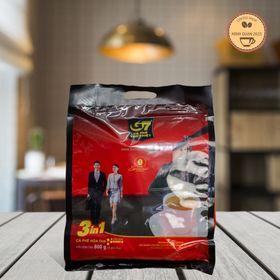 Cà phê sữa hòa tan G7 3in1 bịch 50 gói - 800gr giá sỉ
