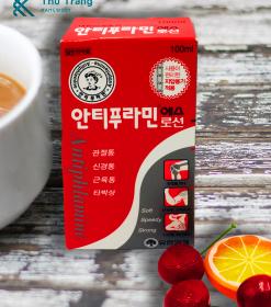Dầu nóng xoa bóp Hàn Quốc giảm nhanh những cơn đau giá sỉ