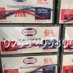 Biến 20A chuyển nguồn 220V sang 110v giá sỉ