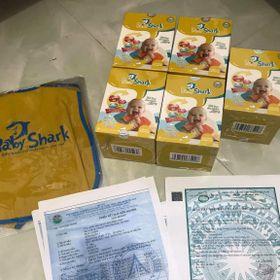 Baby shak hỗ trợ tăng đề kháng ăn ngon giá sỉ