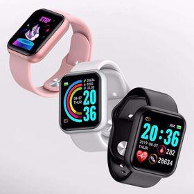 Đồng hồ thông minh đeo tay y68 giá sỉ
