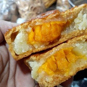 Bánh trung thu handmade 150gr ko trứng giá sỉ