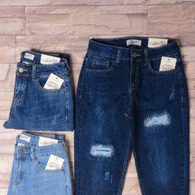 Quần jeans kiểu rách size 1-3-5-7 giá sỉ