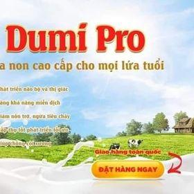 Sữa non Dumi Pro Colostrum cao cấp dành cho mọi lứa tuổi giá sỉ