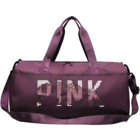 Túi Du Lịch Thể Thao Pink Có Ngăn Đựng GiàyTúi Du Lịch Thể Thao Pink Có Ngăn Đựng Giày giá sỉ