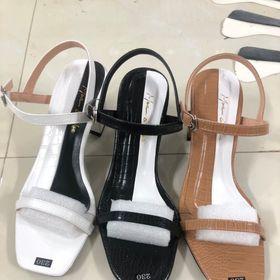 Sandal phối màu sỉ 65k giá sỉ