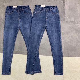 Quần jeans ôm basic giá sỉ