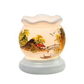Đèn xông tinh dầu sứ Thấu Quang Cao Cấp giá sỉ
