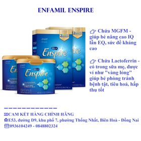 Sữa Enfamil Enspire 0-12m giá sỉ