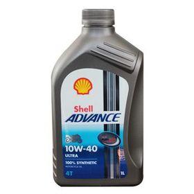 Shell Advance Ultra 10W40 giá sỉ