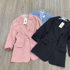 Áo vest nữ kiểu tay lỡ giá sỉ