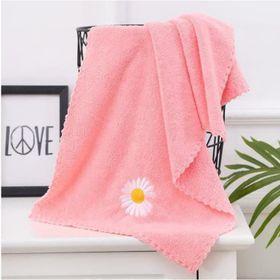Khăn tắm, khăn mặt lông cừu xuất Hàn siêu mềm mịn, siêu thấm nước giá sỉ