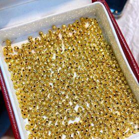 sỉ bi vàng thật 10 kara mix vòng tay có giấy tiệm vàng giá sỉ