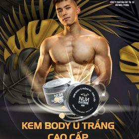 Kem Body Nam - Ủ Trắng Cao Cấp - Nun Platinum giá sỉ
