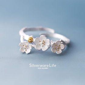 Nhẫn cánh hoa siêu đẹp lv34 giá sỉ
