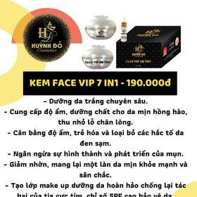 Face VIP 7in 1 HUỲNH ĐỖ giá sỉ