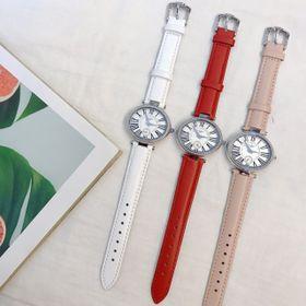 Đồng hồ dây da nữ cao cấp TISSOT (sale off) giá sỉ