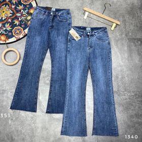 Quần jeans ống loe giá sỉ