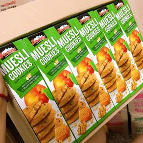 Bánh Muesli cookies giá sỉ