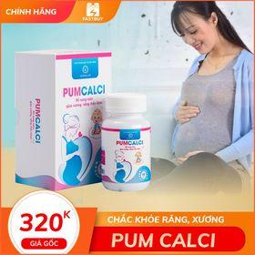 PumCalci - Thực Phẩm Bổ Sung Canxi giá sỉ