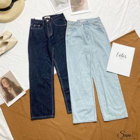 Quần jeans ống xuông giá sỉ