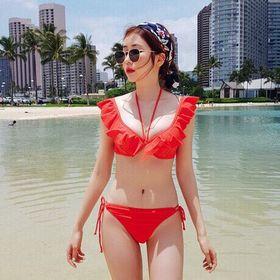 Đồ Bơi Nữ Đi Biển Cánh Tiên BHV024 giá sỉ