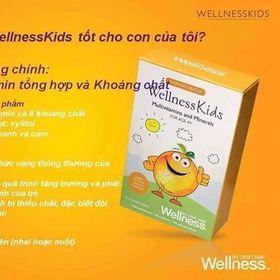 wellness kid 21 VIÊN giá sỉ