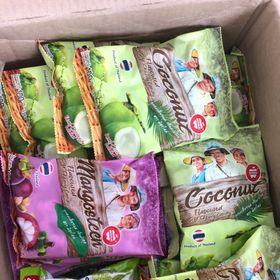 Kẹo Thái Lan giá sỉ