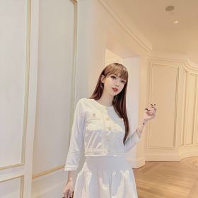 Sét váy áo dài tay giá sỉ
