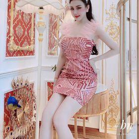 Váy kim sa 2 dây giá sỉ