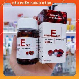 Vitamin e đỏ 400мг nga giá sỉ