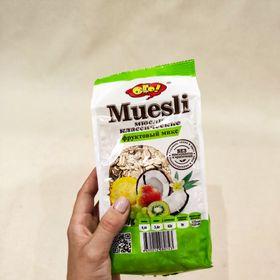 MUESLI ngũ cốc trái cây mix giá sỉ