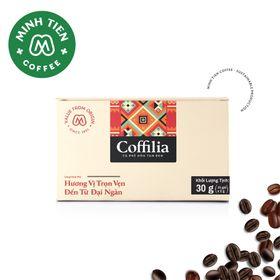 Cà phê hòa tan đen - Coffilia hộp 30g giá sỉ