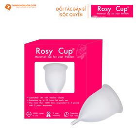 Cốc nguyệt san Rosy Cup USA giá sỉ