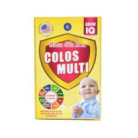 Mama Sữa Non Colos Multi IQ Hộp 325g - Date mới - Chiết khấu cao giá sỉ
