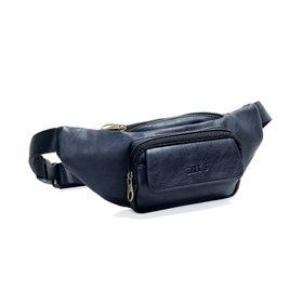 Túi bao tử CNT unisex TĐX 55 đeo được 2 kiểu năng động ĐEN giá sỉ