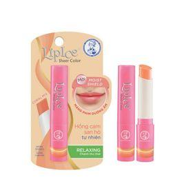 LIPICE SHEER COLOR - Son dưỡng ẩm có màu hồng cam giá sỉ