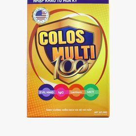 Mama Sữa Non Colos Multi 100 Hộp 60 gói - Date mới - Chiết khấu cao giá sỉ