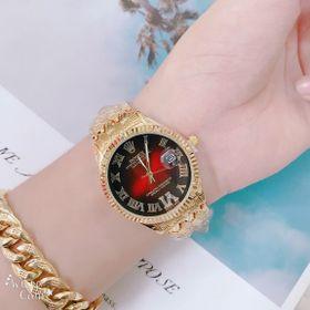 Đồng hồ nữ dây vàng RO.LEX giá sỉ