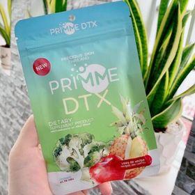 viên uống giảm cân detox primme giá sỉ