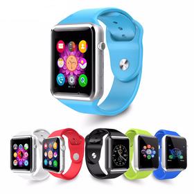 Đồng hồ thông minh nghe gọi Smart Watch A1 - Có khe cắm sim và thẻ nhớ - Màn hình cảm ứng Hiện Đại giá sỉ