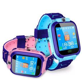 Đồng hồ định vị trẻ em Q12B - màn hình cảm ứng tích hợp camera chụp hình nghe gọi thông minh như điện thoại giá sỉ