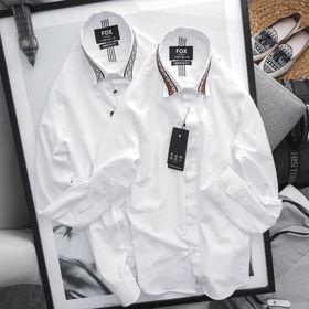 áo sơ mi họa tiết nam giá sỉ