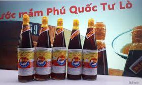Nước mắm Phú Quốc Tư Lò 2 chai 650ml 42 độ đạm giá sỉ