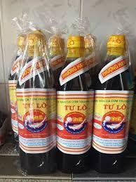 Nước mắm Phú Quốc Tư Lò 20°đạm, 20 chai 900ml (chai nhựa) giá sỉ