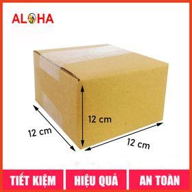 Hộp carton size 12x12x12 giá sỉ