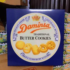 Bánh Damisa hộp giấy 500g giá sỉ