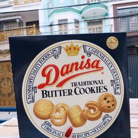 Bánh Danisa chuẩn hàng công ty 681g giá sỉ